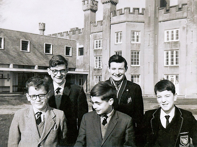 Other members of Ludlam Dormitory, 1962
